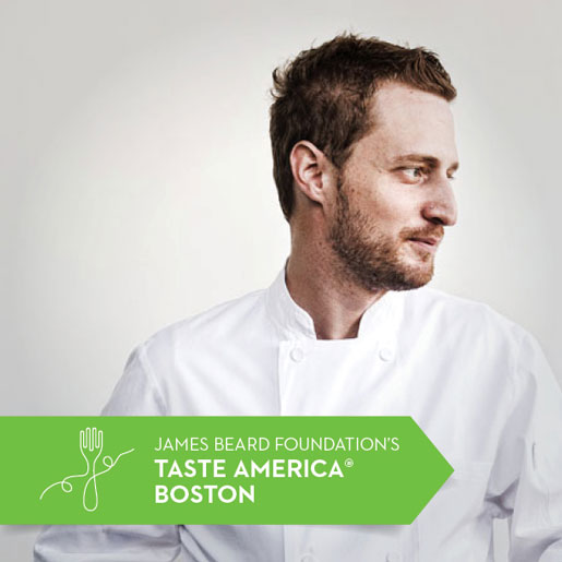 The James Beard Foundation's Taste America® Boston