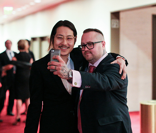 James Beard Award Winners Danny Bowien and Jamie Bissonette