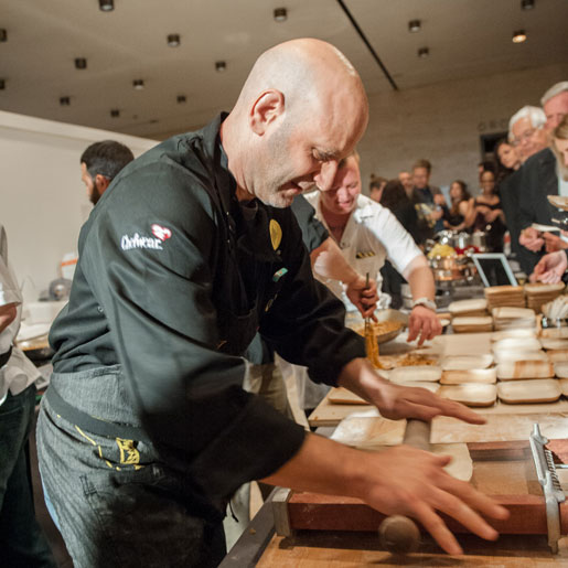 Marc Vetri at the 2014 James Beard Awards