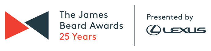 Win two tickets to the 2015 James Beard Awards, courtesy of Lexus