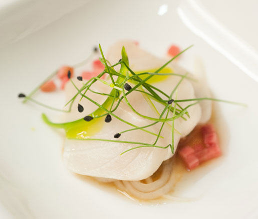 butterfish at James Beard House