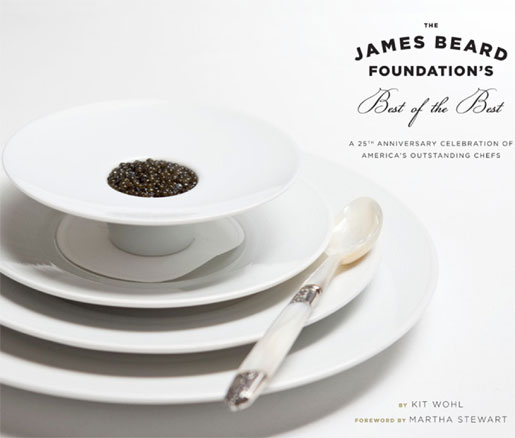 The James Beard Foundation's Best of the Best, featuring recipes from every chef who won the James Beard Award for Outstanding Chef