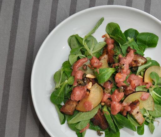 Mâche Salad