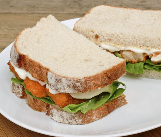 Mark Bittman's Fish Sandwich with Chile-Lime Mayo