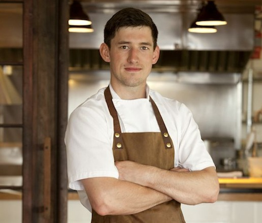 JBF Award Nominee Blaine Wetzel of the Willows Inn on Lummi Island