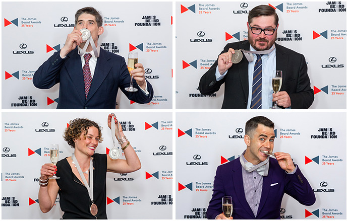 Submissions for the 2016 James Beard Book Awards are due December 11, 2015