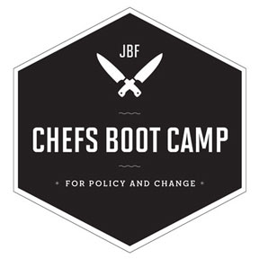 The James Beard Foundation's Chefs Boot Camp for Policy and Change