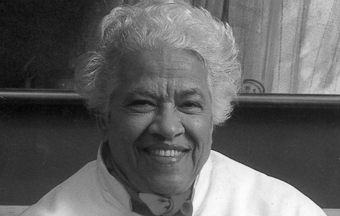 2016 James Beard Foundation Lifetime Achievement award recipient Leah Chase