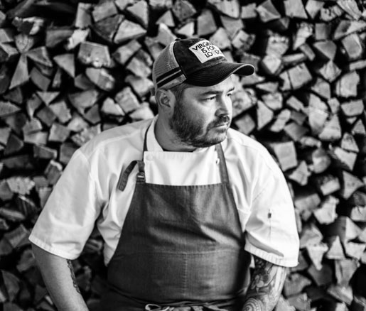 Sean Brock is a nominee for the 2014 James Beard Award for Oustanding Chef
