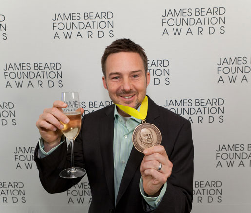 JBF Award winner Tyson Cole tells us where to eat in Austin.