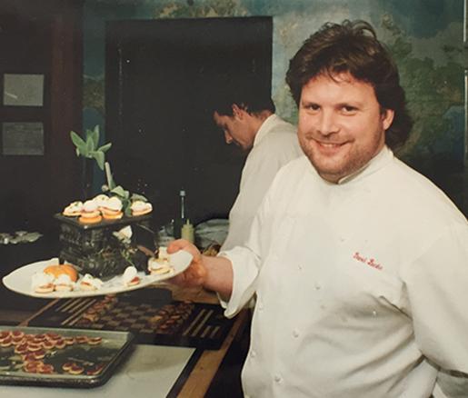 David Burke Kitchen Nyc: Throwback Thursday: David Burke's Edible Legacy
