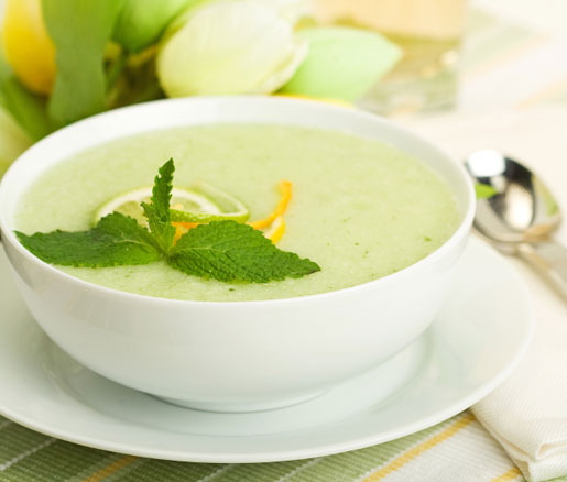 Honeydew Soup