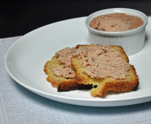 John Folse's recipe for bacon rillettes, courtesy of the James Beard Foundation