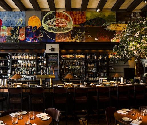 Gramercy Tavern interior