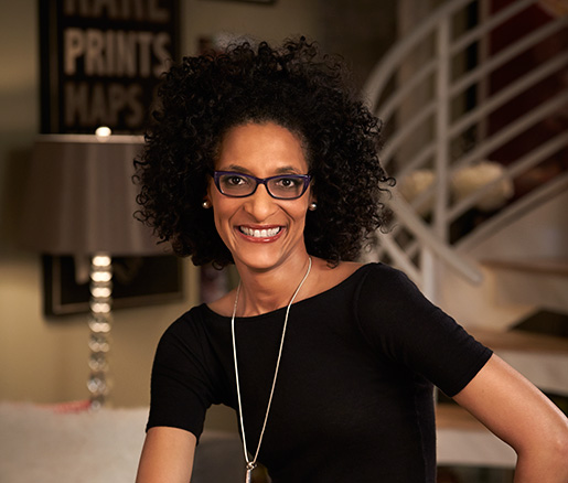 Carla Hall will host the James Beard Foundation's 2015 Book, Broadcast, and Journalism Awards Dinner