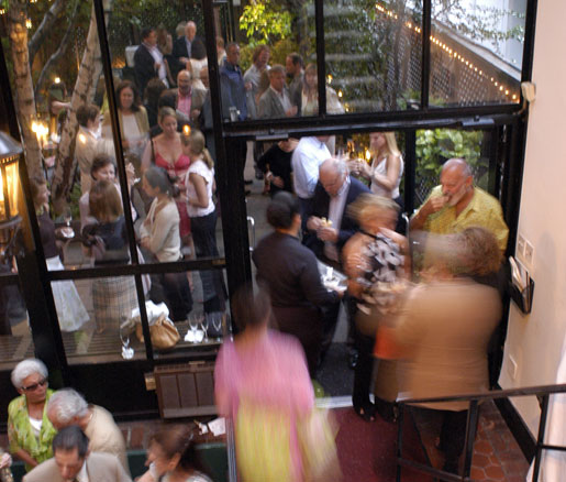 event at James Beard House