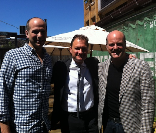 Gotham Bar and Grill's Bret Csencitz and Ron Paprocki on Taste Matters with Mitchell Davis
