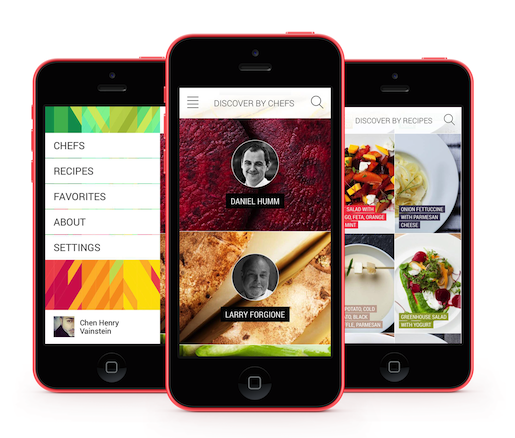 The first-ever JBF app: James Beard Foundation Vegetables