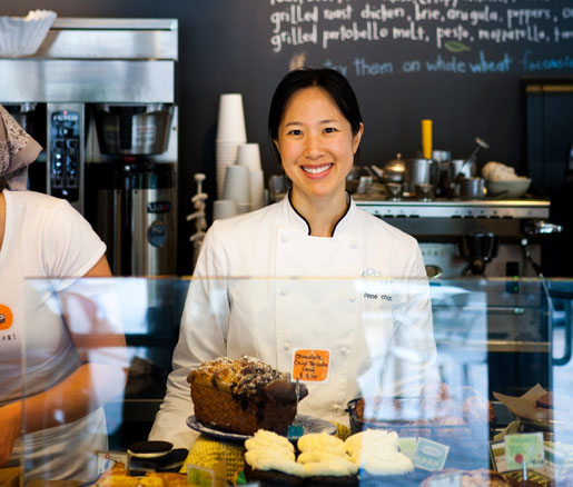 The James Beard Foundation interviews paste chef and JBF Award nominee Joanne Chang