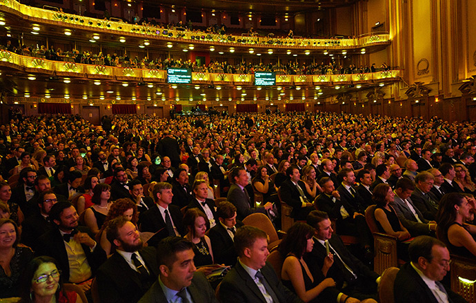 The 2016 James Beard Award Nominees
