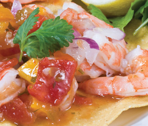 Recipe for Ecuadorian Shrimp Ceviche