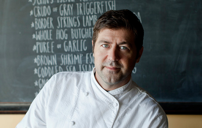 Anna Mowry interviews Mike Lata, the chef behind Best New Restaurant nominee the Ordinary in Charleston