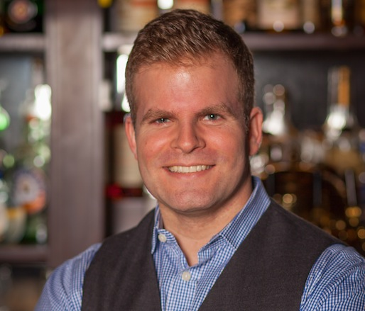 Leo Robitschek of the Bar at the NoMad Hotel