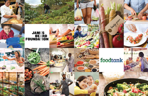 The Good Food Org Guide, developed by Food Tank and the James Beard Foundation