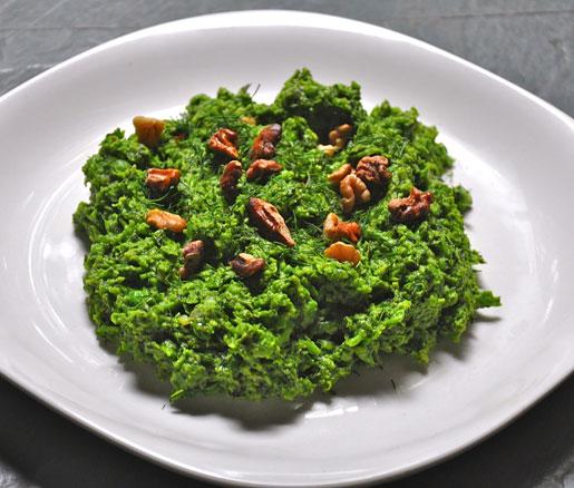 Recipe: Spring Pea Bissara
