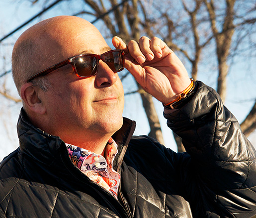 James Beard Award winner Andrew Zimmern