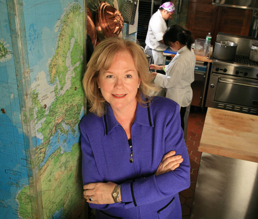 JBF president Susan Ungaro