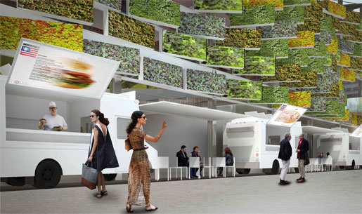 USA Pavilion for Expo 2015 Breaks Ground in Milan