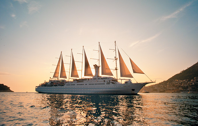 Sail with JBF-Recognized Chefs Aboard Windstar Cruises