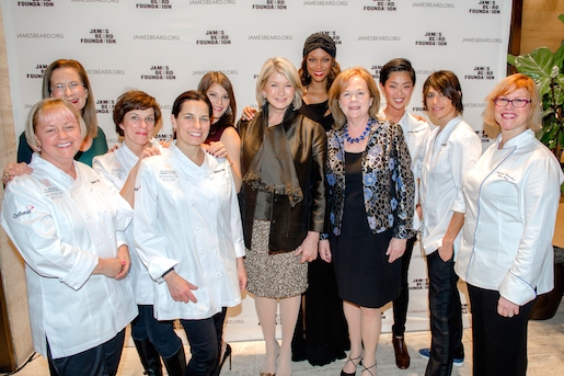 JBF Gala Women in Whites Participants