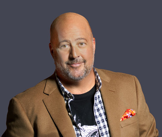 Andrew Zimmern will be the guest of honor at the James Beard Foundation's Chefs & Champagne this summer