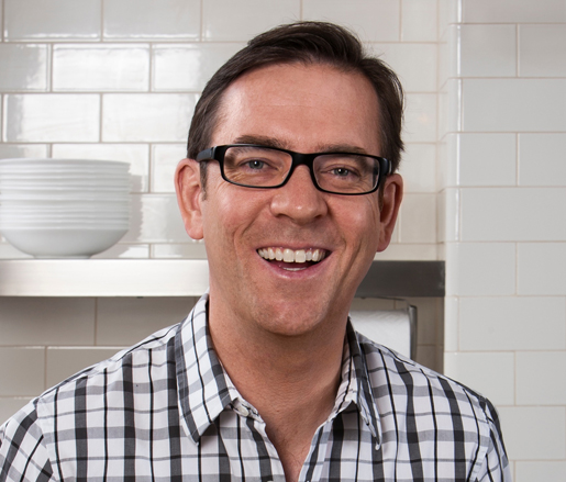 Ted Allen is host of the 2014 James Beard Awards