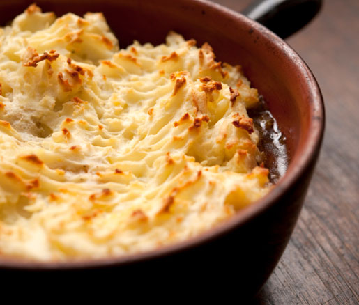 Colman Andrews's shepherd's pie
