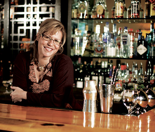 Audrey Saunders of New York City's Pegu Club