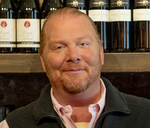 Mario Batali will serve as chef chair at the 2014 James Beard Awards