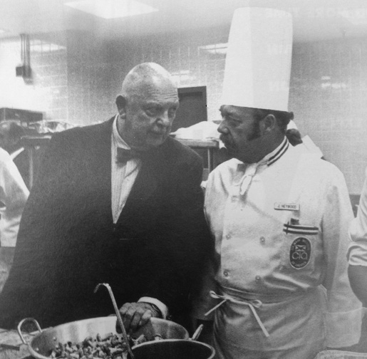 James Beard at CIA