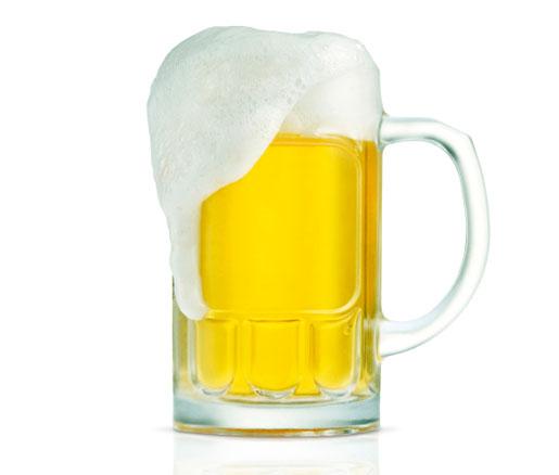 weak American beer