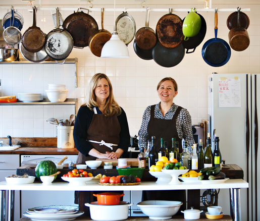 Anna Mowry reports on the debut of the Canal House Cooking series