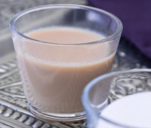 The James Beard Foundation on chai