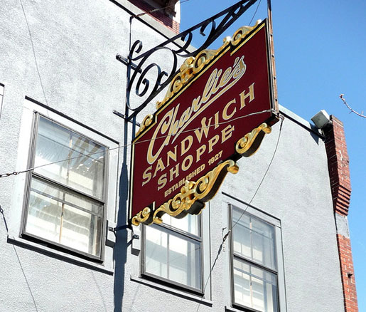 Boston's Charlie's Sandwich Shoppe, a James Beard Foundation America's Classic