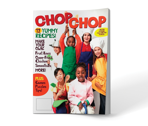 ChopChop is the James Beard Foundation's 2013 Publication of the Year