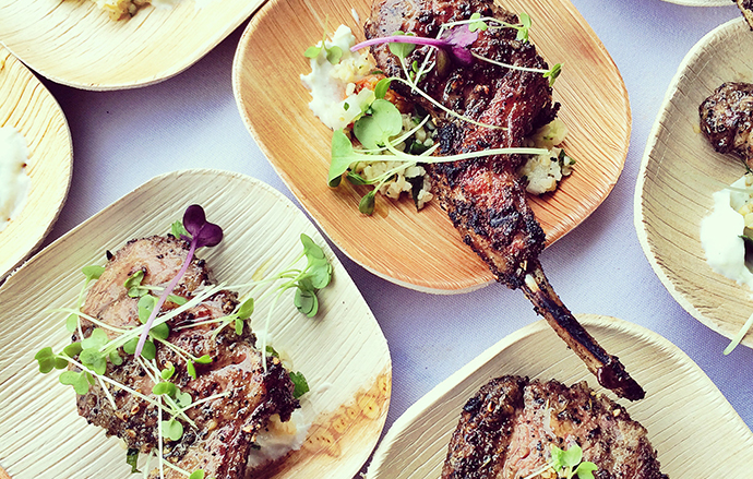 Moroccan Grilled Lamb Chops Recipe James Beard Foundation