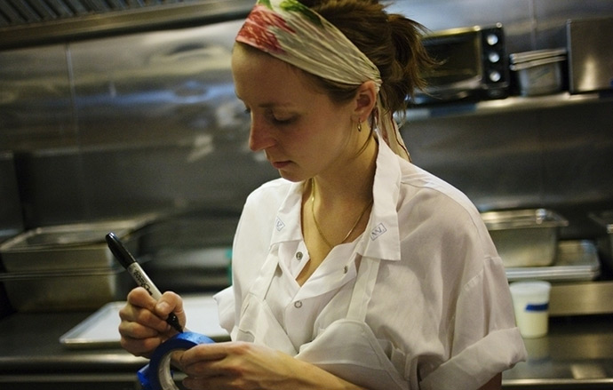Anna Mowry interviews James Beard Award–nominated Christina Tosi of Momofuku Milk Bar