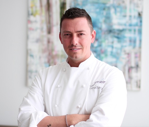 Elena North-Kelly interviews Curtis Duffy of Chicago's Grace Restaurant