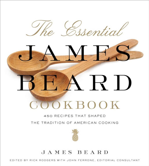 The James Beard Foundation is giving away five copies of The Essential James Beard, the new cookbook from St. Martin's Press