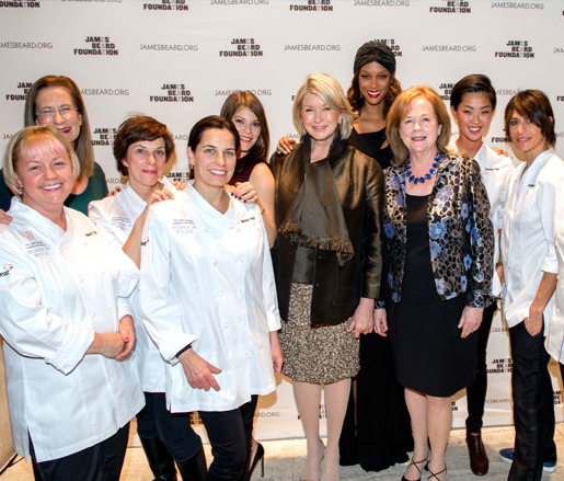 James Beard Foundation's Women in Culinary Leadership Program